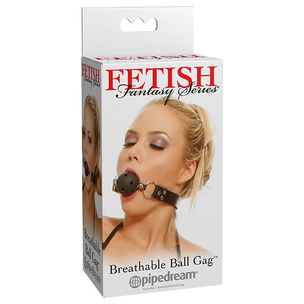 Pipedream Products Fetish Fantasy Breathable Ball Gag