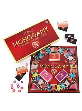Creative Conceptions LLC Monogamy Board Game
