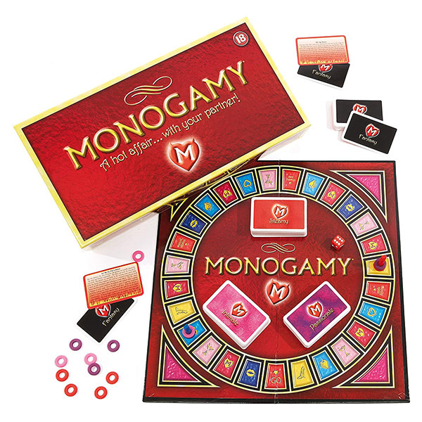 Creative Conceptions LLC Monogamy Board Game