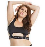 Coquette International Lingerie Pull Over Bralette