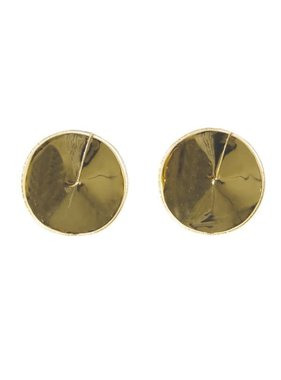 Coquette International Lingerie Metallic Gold Round Pasties