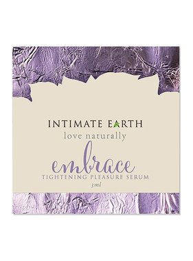 Intimate Earth Body Products Embrace Tightening Gel Foil Pack