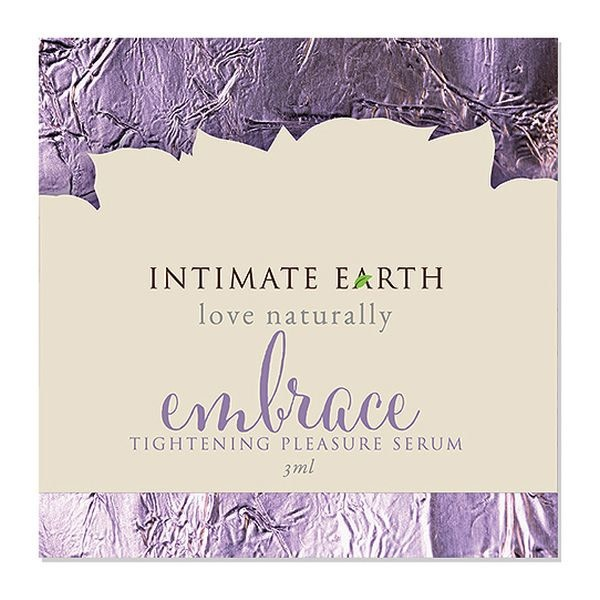 Intimate Earth Body Products Embrace Tightening Gel 0.1 oz (3 ml) Foil Pack