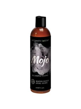 Intimate Earth Body Products MOJO Water-Based Anal Relaxing Glide 4 oz