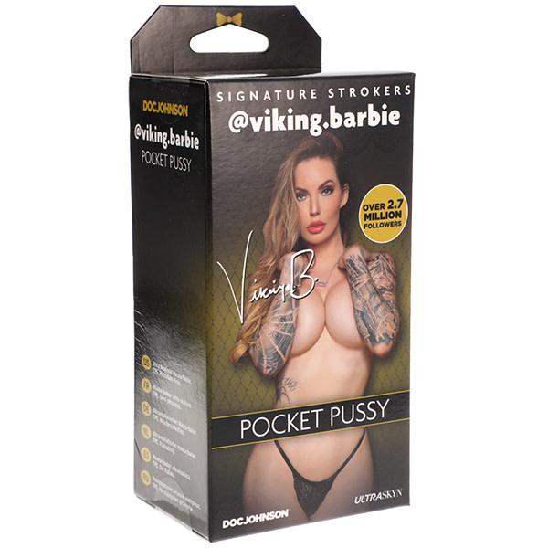Doc Johnson Toys @viking.barbie ULTRASKYN Pocket Pussy