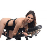 XR Brands Obedience Extreme Sex Bench & Restraints