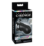 Pipedream Products C-Ringz Extreme Silicone Cock Blocker