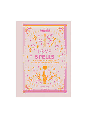 Cosmopolitan Love Spells Book