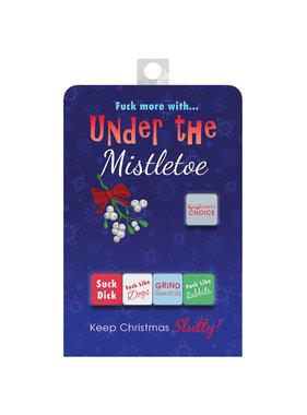 Kheper Games Under the Mistletoe Dice Game
