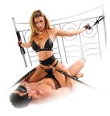 Pipedream Products Fetish Fantasy Bondage Belt Restraint System
