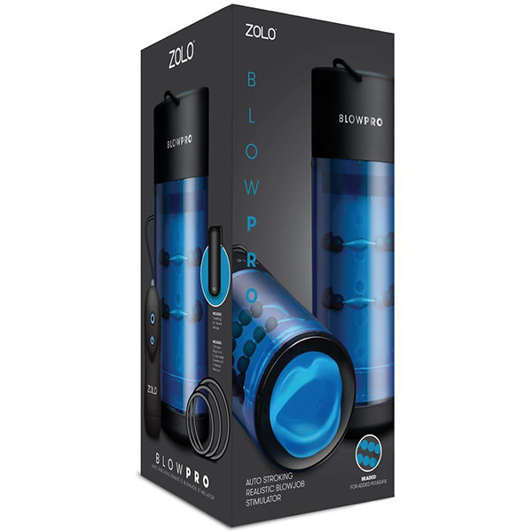 Zolo Toys Zolo BlowPro Auto Stroking Stimulator