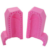 Premium Products 3D Pecker Cake or Soap Mold Silicone (Large)