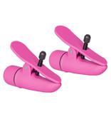 Cal Exotics Nipple Play Nipplettes (Pink)