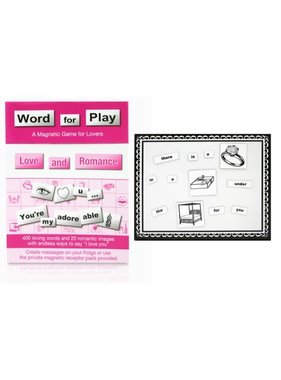 Word Play Magnets: Love and Romance
