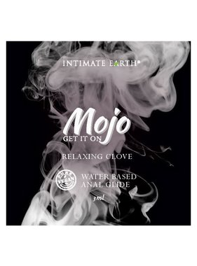 Intimate Earth Body Products MOJO Water-Based Anal Relaxing Glide Foil Pack