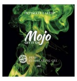 Intimate Earth Body Products MOJO Penis Stimulating Gel Niacin & Ginseng  (3 ml) Foil Pack