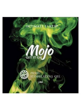 Intimate Earth Body Products MOJO Penis Stimulating Gel Foil Pack