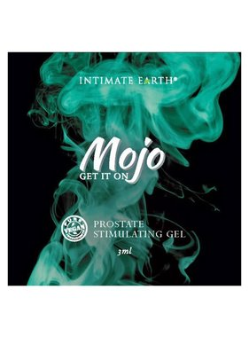 Intimate Earth Body Products MOJO Prostate Stimulating Gel Foil Pack