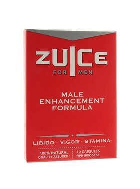 Zuice for Men Zuice for Men Male Enhancement Pills 10 Pack