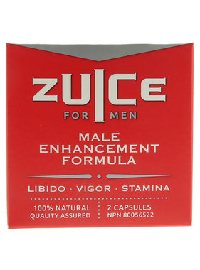 Zuice for Men Zuice for Men Male Enhancement Pills 2 Pack