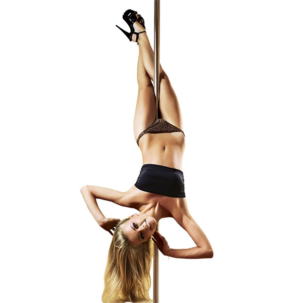 X-Gen Products Power Pole Pro Spinning Dance Pole