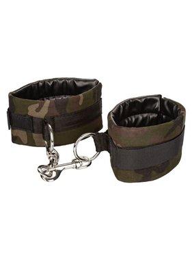 Cal Exotics Colt Camo Universal Cuffs