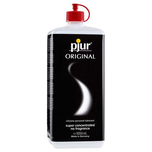 Pjur Lubricants Pjur Original Concentrated Silicone Lubricant 33.8 oz (1000 ml)