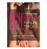 269 Amazing Sex Tips for Her Book