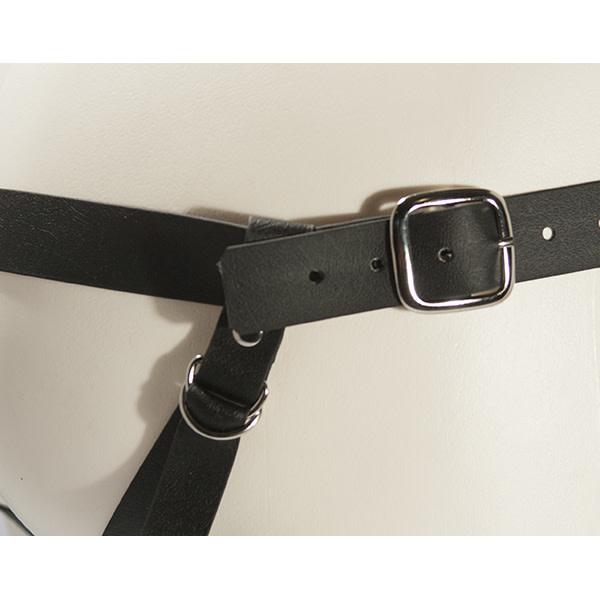 Aslan Leather Inc. Vegan Jag Harness (Large)