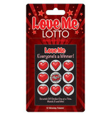 Little Genie Love Me Lotto Scratch Cards