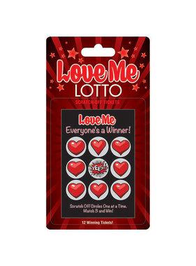 Little Genie Love Me Lotto Scratch Cards