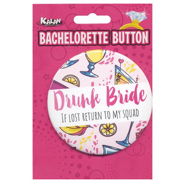 Kalan LP Bachelorette Button: Drunk Bride
