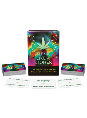 Think Like a Stoner: The Dope Party Game