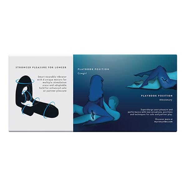 MysteryVibe Toys MysteryVibe: Tenuto Smart Wearable Vibrator