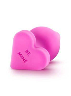 Blush Novelties Candy Hearts Be Mine Butt Plug