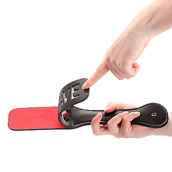 Shots America Toys Ouch! SLAVE Paddle