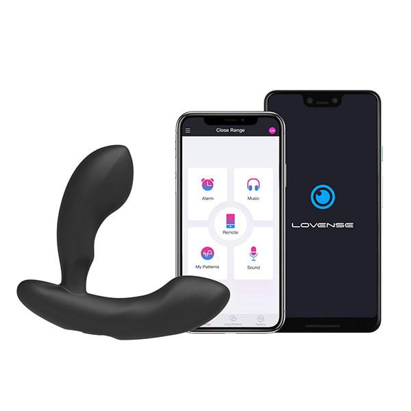 Lovense Toys Lovense: Edge Bluetooth Prostate Massager