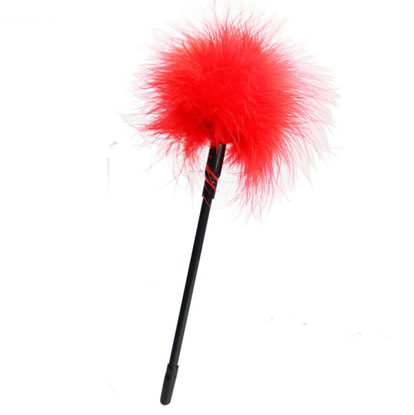 Premium Products Red Feather Tickler