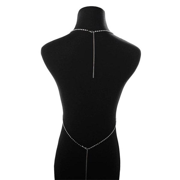 Premium Products Eavan Jeweled Chest Harness