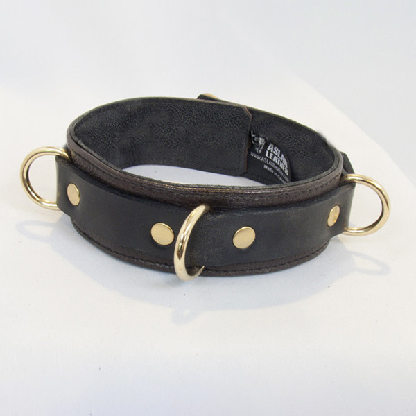 Aslan Leather Inc. Steam Punk Collar