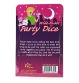 Kheper Games Bachelorette Bride to Be's Party Dice