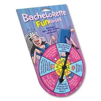 Ozze Creations Bachelorette FUNraiser Spinner Game