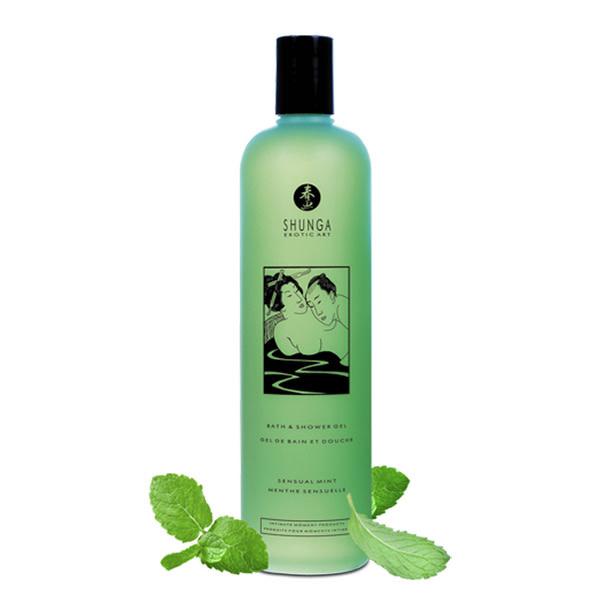 Shunga Shunga Bath & Shower Gel 16 oz (500 ml)