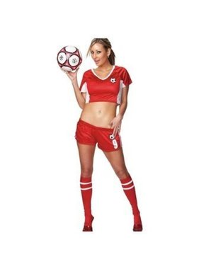 Coquette International Lingerie (Costume) Female Soccer Player
