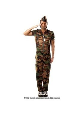 (Costume) GI Guy - s/m
