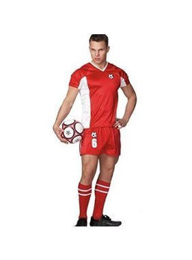 (Costume) Male Soccer Player