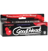 Doc Johnson Toys GoodHead Oral Delight Gel 4 oz (113 g)