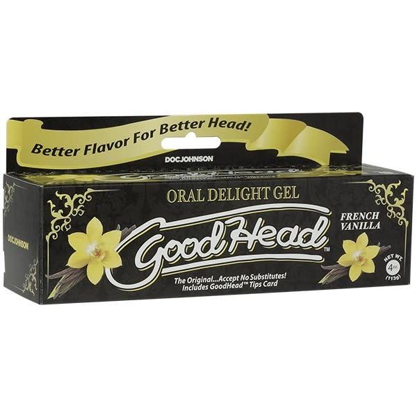 Doc Johnson Toys GoodHead Oral Delight Gel 4 oz (113 g)