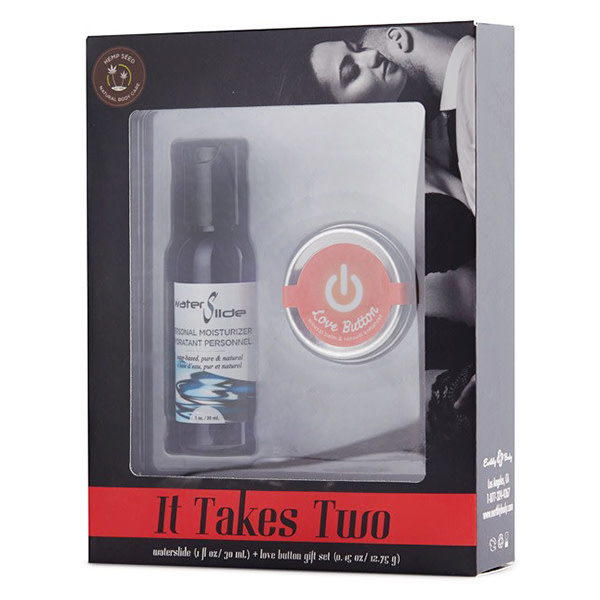 Earthly Body It Takes Two Gift Set