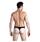 Premium Products Gaff Thong (Black)